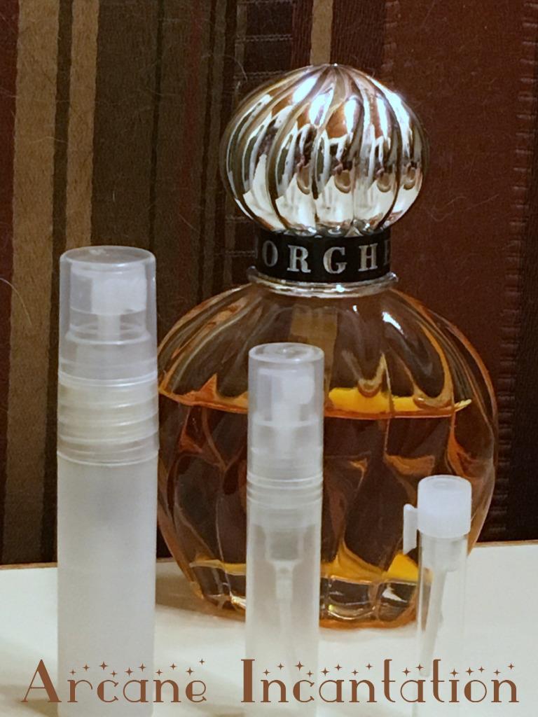 Image 0 of Vintage Borghese Di Borghese Eau de Parfum Samples (Ultra Rare Discontinued)