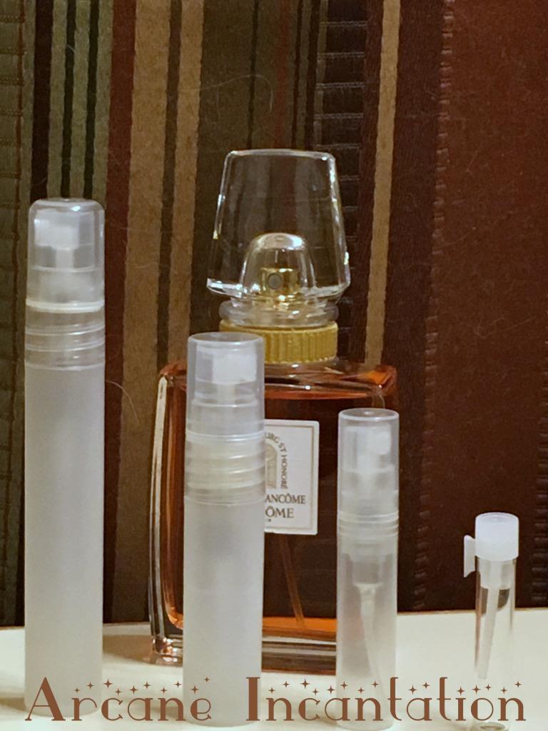 Image 0 of Lancome La Collection Cuir de Lancome Eau de Parfum Samples