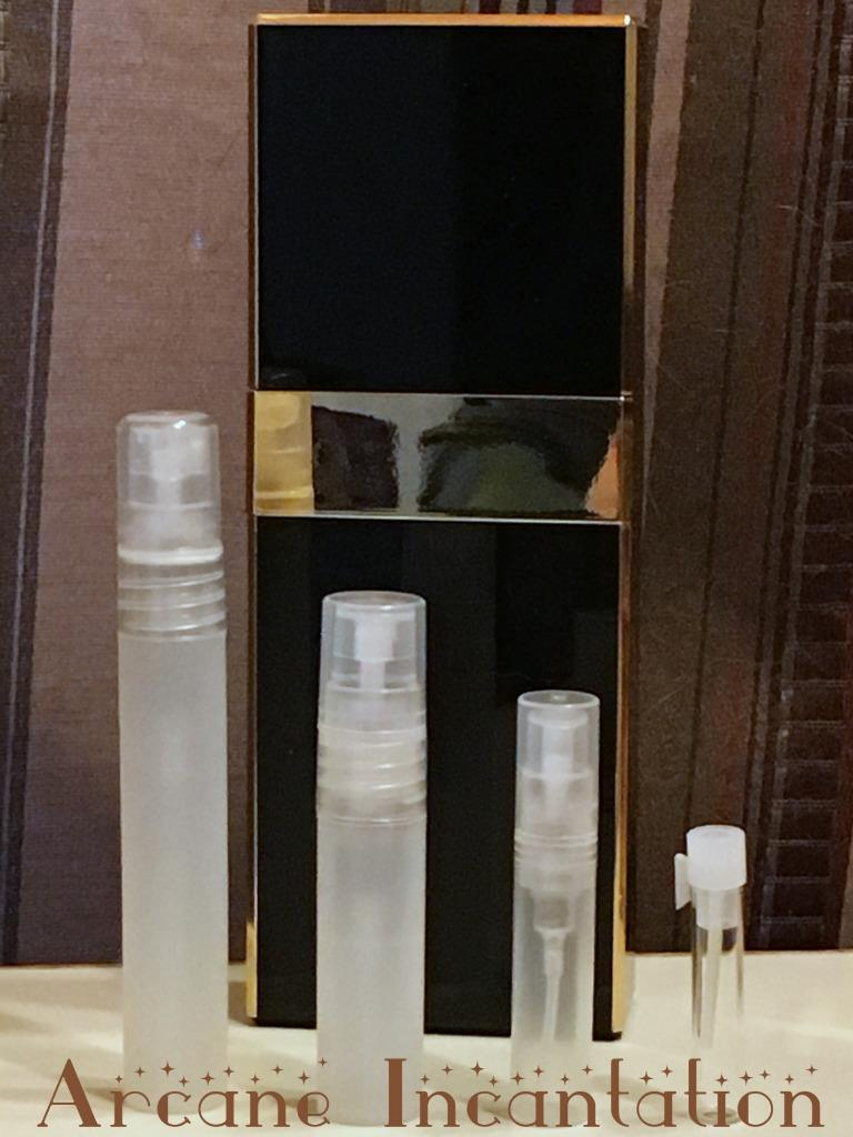 Image 0 of Vintage Chanel Coco Eau de Parfum Samples (Original Formulation)
