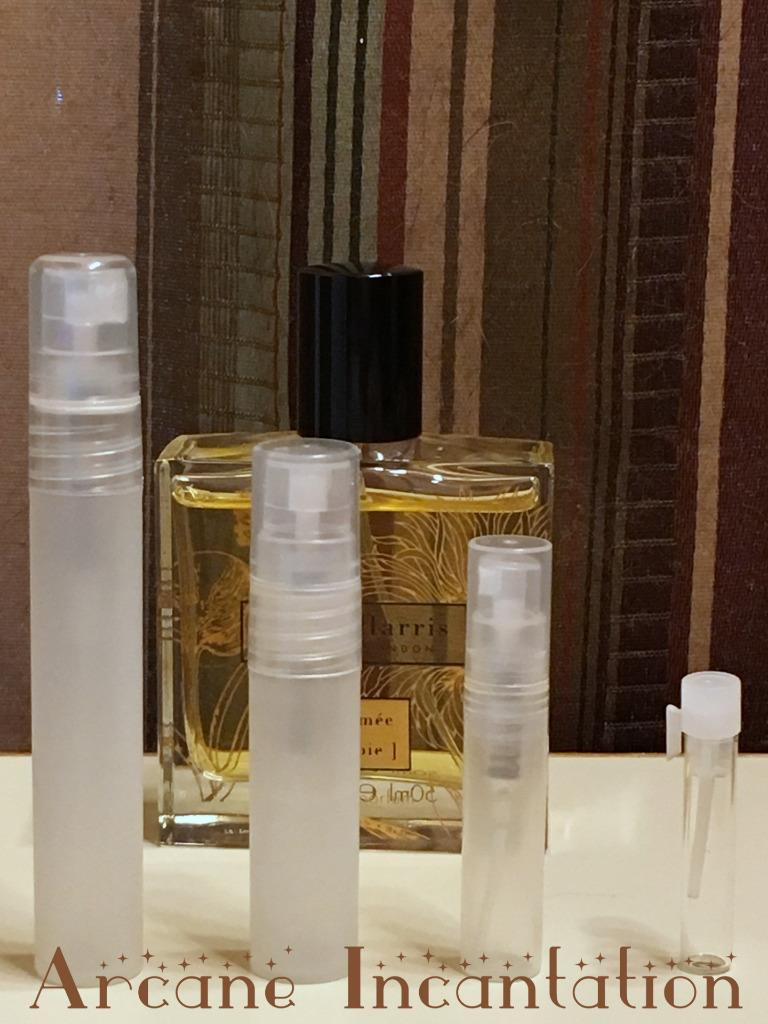 Image 0 of Miller Harris La Fumee Arabie Eau de Parfum Samples