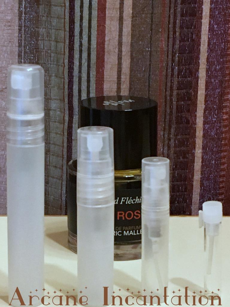 Image 0 of Frederic Malle Une Rose Eau de Parfum Samples