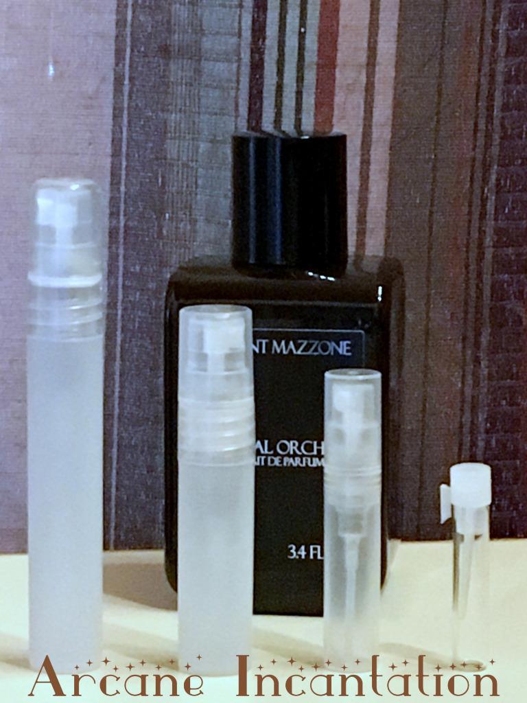 Image 0 of Laurent Mazzone - LM Parfums Sensual Orchid Eau de Parfum Samples
