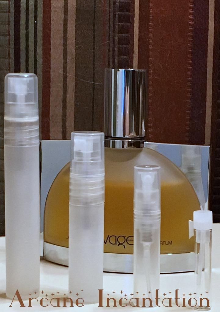 Image 0 of Vintage Shiseido Rivage Eau de Parfum Samples (Rare Orig Formulation)