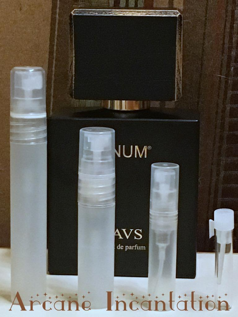 Image 0 of Unum Lavs Extrait de Parfum Samples