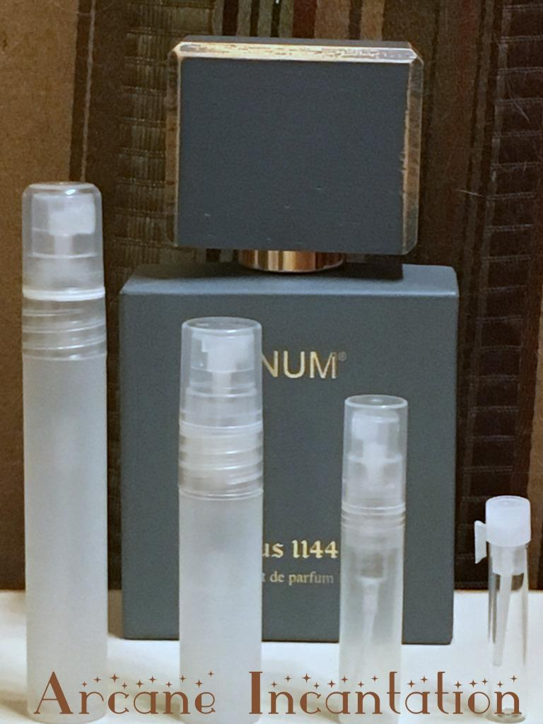 Image 0 of Unum Opus 1144 Extrait de Parfum Samples