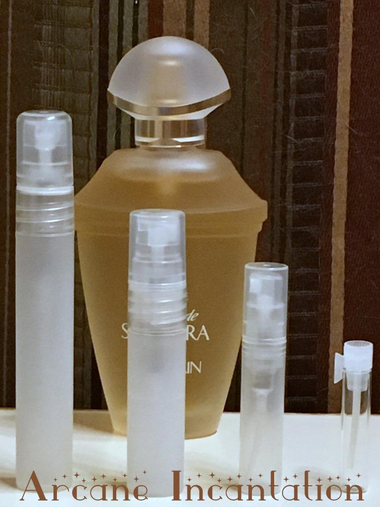Image 0 of Vintage Guerlain Un Air de Samsara EDT Samples (Disc. & Orig. Formulation)