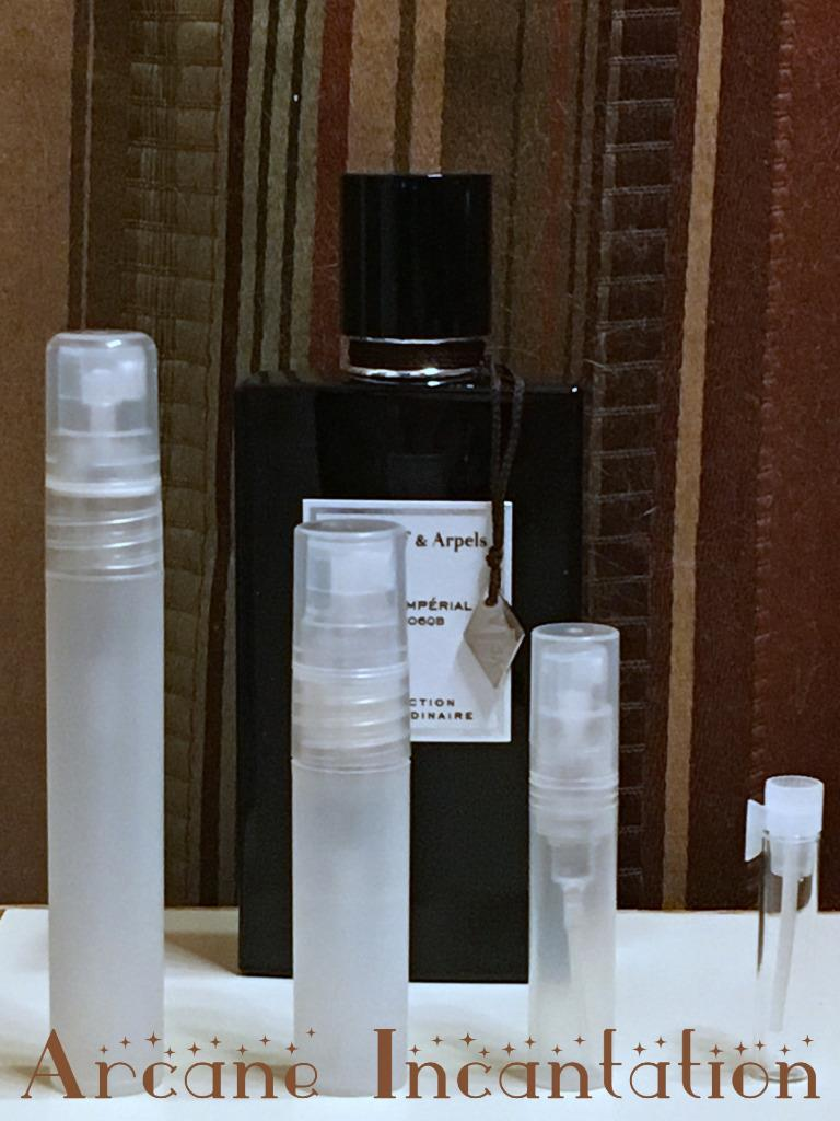 Image 0 of Van Cleef & Arpels Collection Extraordinaire Ambre Imperial EDP Samples