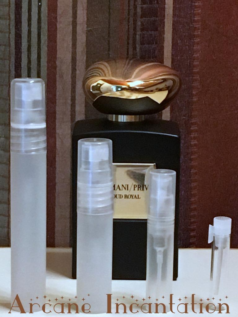 Image 0 of Armani Prive La Collection des Mille et une Nuits Oud Royal Samples