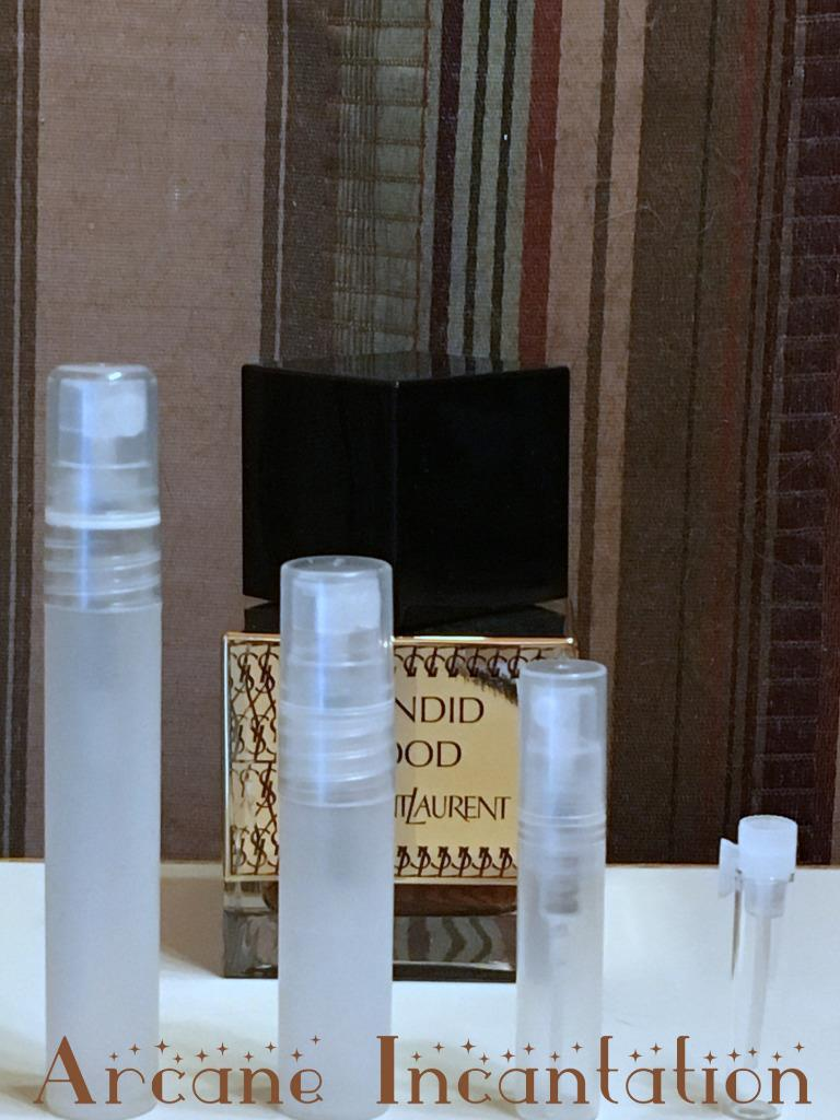 Image 0 of Yves Saint Laurent Oriental Collection Splendid Wood Eau de Parfum Samples