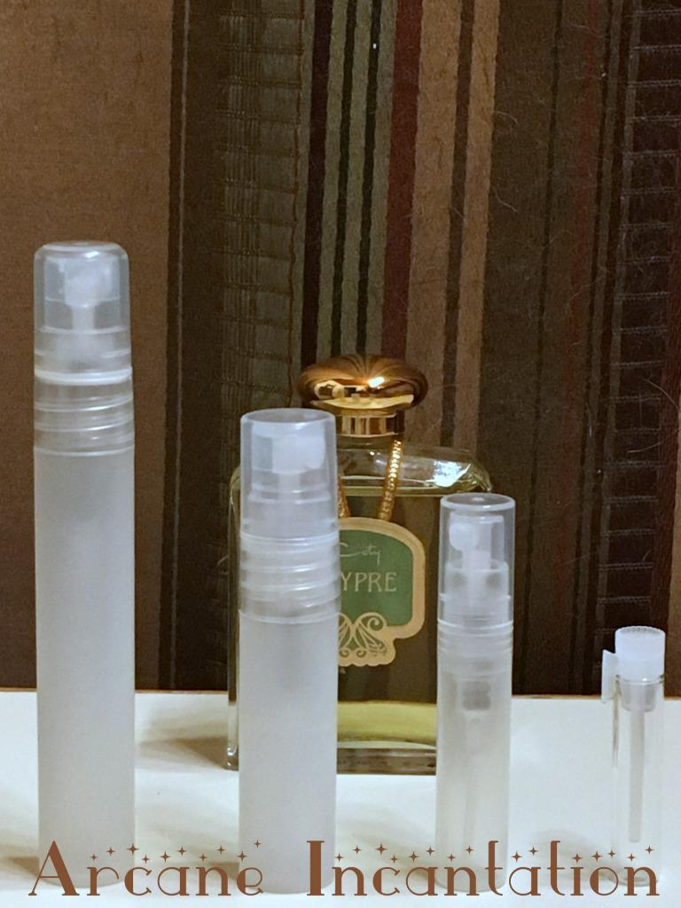 Image 0 of Vintage Coty Chypre Eau de Parfum Samples (Discontinued/Original Formulation)