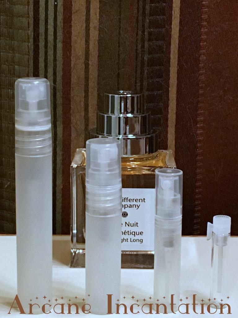 Image 0 of The Different Company Une Nuit Magnetique Eau de Parfum Samples