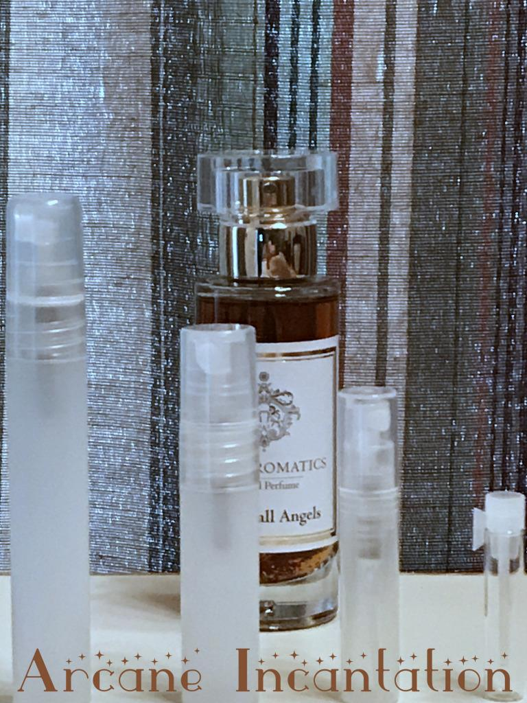 Image 0 of April Aromatics Calling All Angels Eau de Parfum Samples