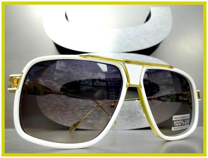 Occhiali da sole Donna da Lounge oversize Telaio in plastica FASHION 100/% UV Nuovi