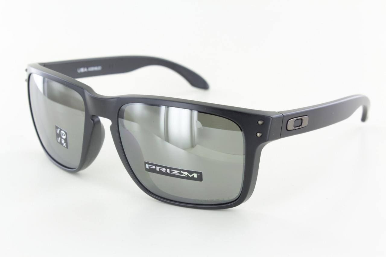 d85d2c92a66a2 NEW Oakley Holbrook XL Sunglasses 9417-05 Matte Black Prizm ...