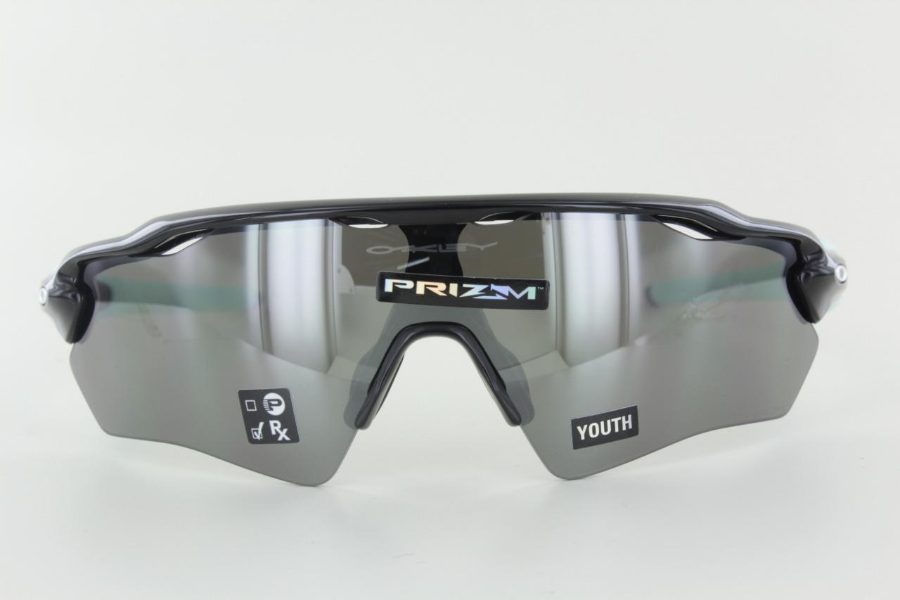 54cf934b17b65 Oakley Radar EV XS Sunglasses Black Prizm 9001-1031 Kids JR Youth New  Authentic. Description