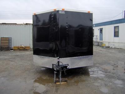 24 car hauler enclosed motorcycle cargo trailer 26 NEW 5200 # axles