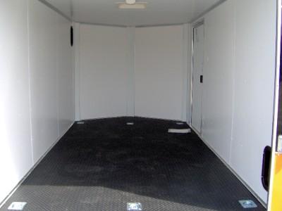12 ft enclosed cargo trailer FREE Harley Davidson decals 7x12
