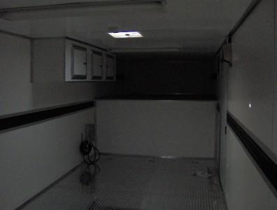 hauler enclosed motorcycle cargo trailer NEW 24ft deck 8 ft g