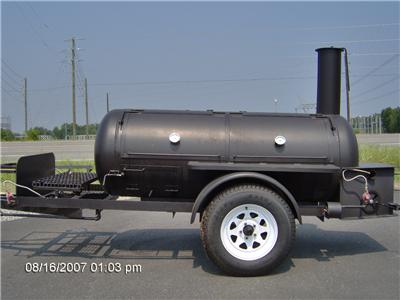Stick Burners and Big A#$ed Smokers Call [Archive] - The BBQ