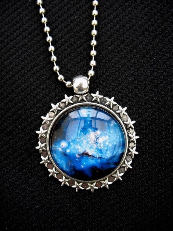 nebula moon necklace - photo #21