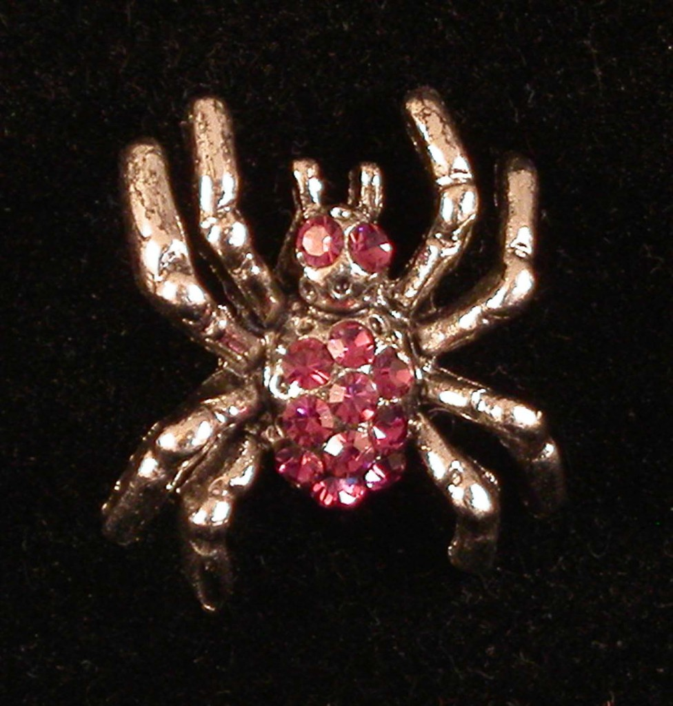 Crystal spider
