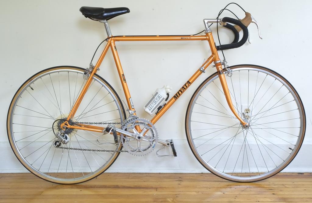 Recent eBay vintage Miyata's - Bike Forums