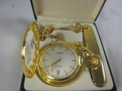 Determine the Age of your Vintage Pocket Watch