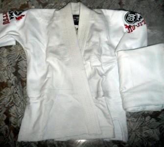 Atama Youth Single Weave Jiu Jitsu Gi Mestre em Kimonos Mde in Brazil Size 01//M1