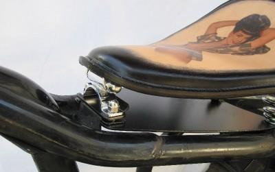 MotherRoadCustoms 1982-2003 Harley Sportster Spring Seat