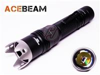 ACEBeam W10 LEP 250lm 1000m USB-C Rechargeable 21700 Laser Flashlight with RG Filters