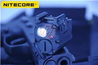 Nitecore NPL10 Cree XP-G2 S3 240lm+Red Laser Aim Pistol Flashlight