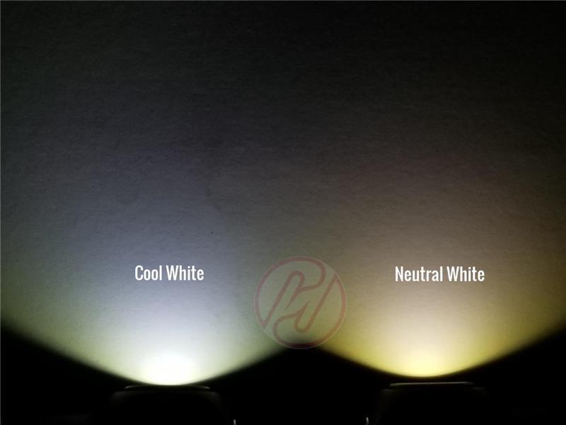 With USB 16340 Cree XPL HD 550LM LED Flashlight White New Manker E04
