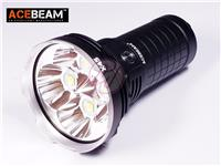 ACEBeam X45 4x Cree XHP70.2 LED Flashlight with IMR18650