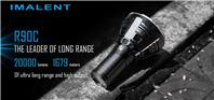 Imalent R90C 9x Cree XHP35 HI 20000lm 1679m Rechargeable LED Flashlight