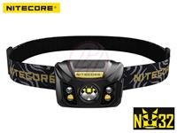 NiteCore NU32 Cree XP-G3 S3 WHITE+CRI+RED USB Rechargeable Headlight