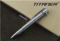 TITANER MINI BOLT GR5 Titanium Ball Pen+Fisher Space PR4 Refill