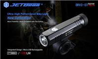 JETBeam BR10-GT UG SST40 N4 USB Rechargeable Bike MTB Headlight Bikelight