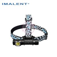 IMALENT HR20 HR20W Cree XP-L HI 1000lm 18650 USB Rechargeable Magnetic Headlight