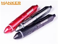 MANKER EP01 Mini Tactical Emergency Glass Breaker Ball Pen