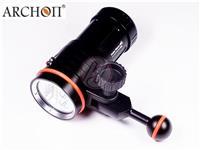 Archon D35VP II W41VP Cree XM-L2 U2 UV RED Diving Underwater Video Flashlight