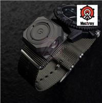 Mecarmy CPL-T Titanium Watch Wrist Strap Band CR2032 LED Flashlight