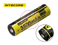 Nitecore 18650 NL1835R 3500 Mini USB Port Charge Protected Rechargeable Battery x1