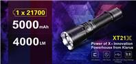 Klarus XT21X Cree XHP70.2 P2 6500k 4000lm 316m USB Rechargeable Flashlight