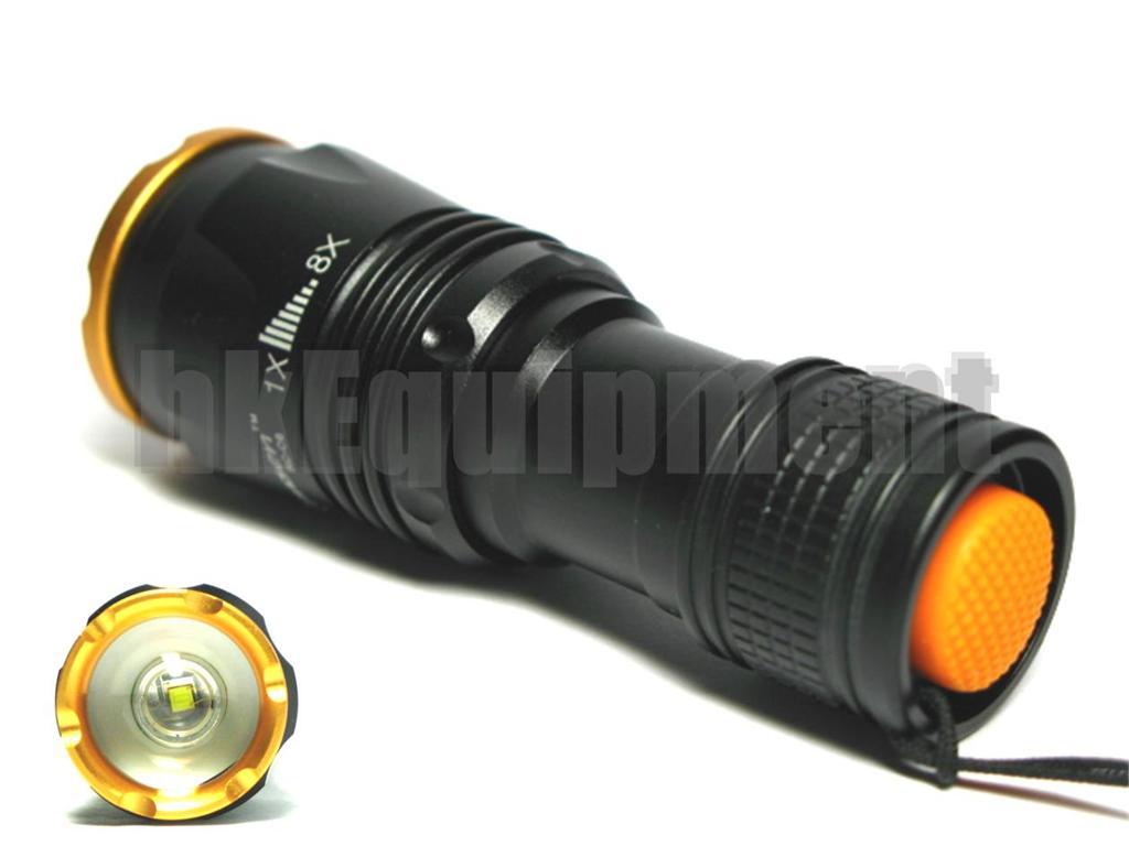 c6 cree flashlight host - Cool Gadgets Online