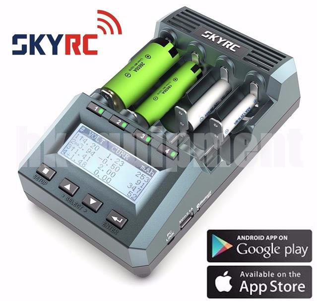Skyrc Mc3000 Universal Battery Charger Analyzer Iphone