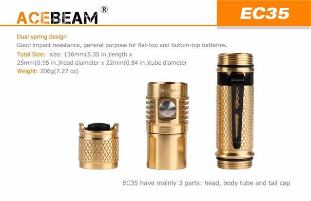 hkequipment – New Pistol light from JETBeam - T2 with XP-L