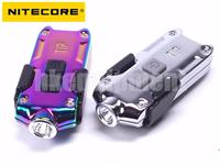 NiteCore TIP SS Cree XP-G2 360lm 74m USB Pocket Keychain Flashlight