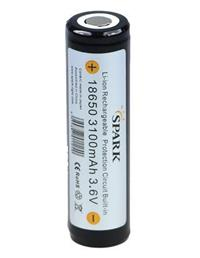 Spark 18650 3100mAh Protected Rechargeable Battery x1