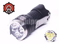 Mecarmy PT16 v4 Cree XP-G2 x3 USB Rechargeable LED 1100lm Flashlight+Clip