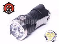 Mecarmy PT16 v4 Cree XP-G2 x3 USB Rechargeable LED 1100lm Flashlight+Clip